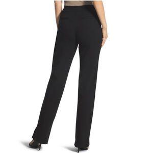CHICO'S NWT Women WIDE-LEG PONTE TROUSER PANTS 0.5